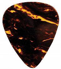 Elvis Presley personal guitar pick.