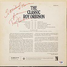 Roy Orbison signed