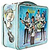 The Beatles lunch box with thermos.