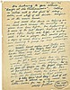 Woody Guthrie handwritten signed letter to Moe Asch regarding