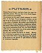 Kipling, Rudyard. Putnam. First available edition.