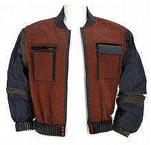 "Hero screen-used ""Marty McFly"" jacket worn in Back to the Future II."