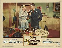 Doris Day (19) lobby card collection.