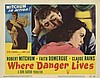 Large vintage film noir, crime and suspense (175+) lobby card collection.