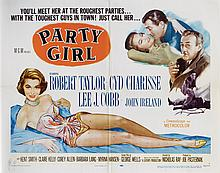 Vintage film noir and crime (19) half-sheet poster collection.