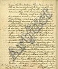 Washington, George. Extraordinary autograph letter signed, 2 pages (10 x 8 in.)