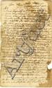 Paine, Thomas. Extraordinary autograph manuscript signed,