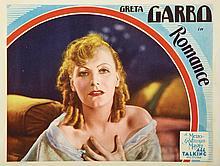 Greta Garbo (10) lobby cards from 3 films.