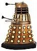 David Tennant-era bronze Dalek replica from Dr. Who.