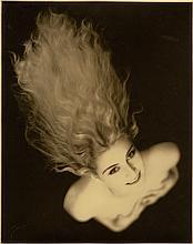 Oversize Jeanette Loff portrait by William E. Thomas.