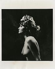 Collection of (17) proof prints of Linda Lovelace by Milton H. Greene.