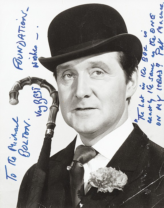 john steed quotes