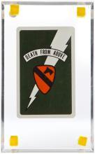 Apocalypse Now Air Cavalry death card.