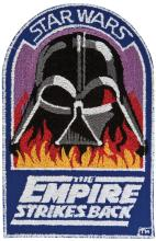 Star Wars: Episode V - The Empire Strikes Back  galactic passport with crew patch.