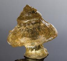 E.T. the Extra-Terrestrial crystal mushroom prop.