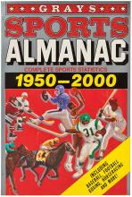 Gray's Sports Almanac from  Back to the Future II.