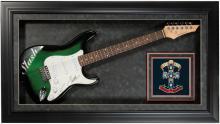 Slash of Guns N' Roses and Velvet Revolver signed electric guitar.