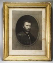 William Marshall General Ulysses S Grant Engraving