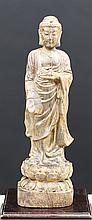 ALOEWOOD FIGURES OF THE BUDDHA