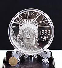 SILVER COMMEMORATE COIN