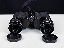 TENTO 7*35  MILITARY BINOCULARS IN ORIGINAL CASE