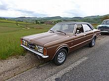 Ford Taunus - Date de 1ère mise en circulation : 13/04/1972,