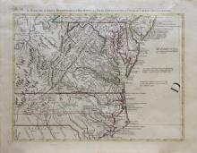 Zatta. IL MARYLAND, IL JERSEY MERIDIONALE... Map.