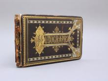 1880s Autograph Album sgd by Chinese Naval Officer