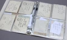 ~39 Handwritten WWI letters from France to NM
