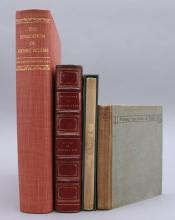 3 John B. Tabb books + EDUCATION OF HENRY ADAMS