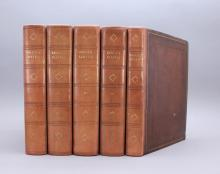 TRAVELS TO DISCOVER THE SOURCE OF THE NILE. 5 Vols