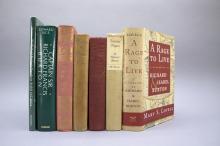 7 Books: Richard Burton.