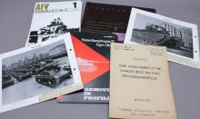 Material relating to Tank & Tank Warfare
