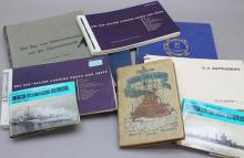 Material related to Naval Warfare c. 1920-1950.