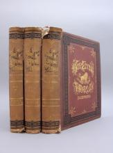 Wood and Holder. OUR LIVING WORLD. 3 Vols. (1885).