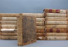 OEUVRES COMPLETES DE BUFFON. 23 Vols.