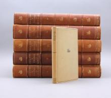DE VOGELS VAN NEDERLAND. 6 Vols incl Index.1922-35