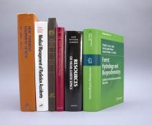 5 Books incl: FOREST HYDROLOGY AND BIOGEOCHEMISTRY