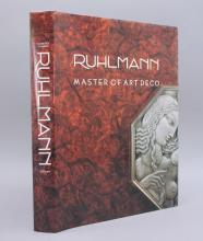Camard. RUHLMANN: MASTER OF ART DECO. (1984).