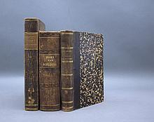 7 Vols incl: UPSALIENSIS ENUMERANS PLANTAS, 1820.