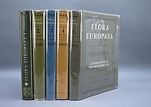 FLORA EUROPAEA. 5 Vols. 1972-(1980).