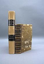 2 Books incl: Boswell. AN ACCOUNT OF CORSICA.