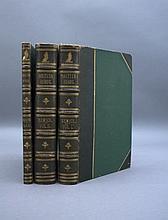 A HISTORY OF BRITISH BIRDS. Bound in 3 Vols. 1816.