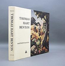 THOMAS HART BENTON, signed by Benton.