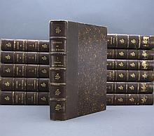 Flourens. OEUVRES COMPLETES DE BUFFON. 12 Vols.