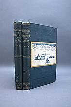 Bonvalot. THROUGH THE HEART OF ASIA. 2 Vols. 1889.