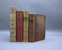 4 Books incl: Butler. THE LAND OF THE VEDA. 1873.