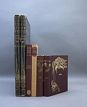 6 Vols incl: THE GARDENS OF ITALY. 2 Vols. 1905.