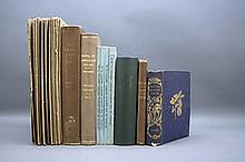 7 Titles (26 Vols/Parts) incl: THE ROSE MANUAL.