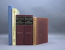 5 Vols incl: MENDELSSOHN'S SOUTH AFRICAN...